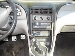 1996 Mustang Gt Interior 1999 Ford Mustang Interior Pictures Cargurus