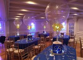 sweet sixteen centerpieces photo cube centerpieces balloon artistry