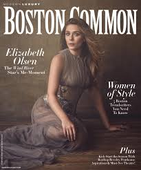 boston common 2017 issue 4 fall elizabeth olsen by modern