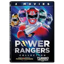 Turbo Power Rangers 2 - power rangers 2 movies collection dvd target