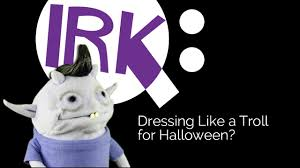 troll for halloween ask irk dressing like a troll for halloween youtube