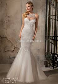 aliexpress com buy new arrival keyhole back wedding dress