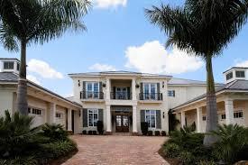 Amazing Of Big House Design Contemporary Florida Style Home Design Florida Style House Plans