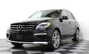 mercedes ml 63 2013 used mercedes certified ml63 amg 4matic p30 performance