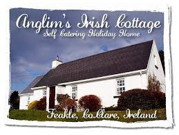 Irish Cottage Holiday Homes by Anglim U0027s Cottage Self Catering Holiday Home Feakle East Clare Ireland