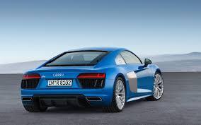 audi r8 wallpaper blue 2016 audi r8 u2013 super cars hd wallpapers
