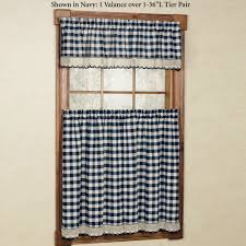 Tuscan Kitchen Curtains Valances by Kitchen Curtains Tiers And Valance Window Treatments Touch Of Class