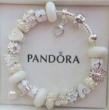 european style bracelet beads images Classic white top seller authentic pandora or love european jpg
