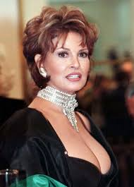 raquel welch short hairstyles hairstyle for older women short style in warm mahogany with