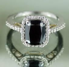 black stone rings images Black stone engagement ring sparta rings jpg