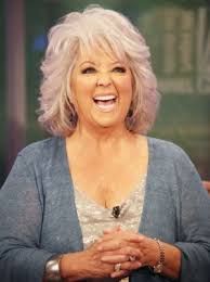 is paula deens hairstyle for thin hair paula deen just the sweetest best southern gal around