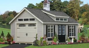 Garages Designs by Premier One Car Garages Awesome Premade Garages