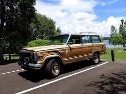 jeep grand wagoneer 1990 jeep grand wagoneer automatic for sale in orlando florida 7k