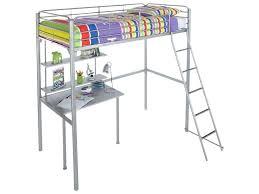 lit superpos avec bureau int gr conforama lit mezzanine 1 place avec bureau conforama lit mezzanine 90 190 cm