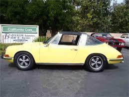 porsche california 1970 porsche 911 for sale classiccars com cc 976757