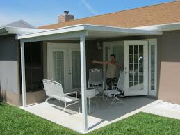 Outdoor Patio Awnings Aluminum Carports Tampa Clearwater St Petersburg Metal Patio