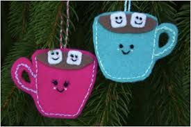 mug ornament christmas ornaments for couples