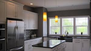 marvelous gray kitchen walls contemporary best inspiration home