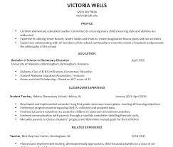 Professional Development Resume Uab Students Career U0026 Professional Development Sample Resumes
