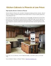 kitchen cabinets in phoenix at low prices