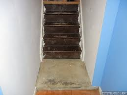Covering Concrete Walls In Basement by How To Cover Basement Stairs