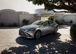 lexus ls 500 latest news the new lexus ls 500h will debut in geneva
