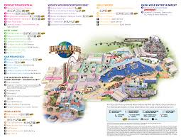 map of universal halloween horror nights map of universal studios orlando florida 2015 1 2 3