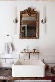 bathroom mirror ideas pinterest modern vintage bathroom no code realie