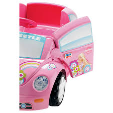 barbie volkswagen toodler toys power wheels barbie volkswagen beetle