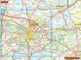 Freiburg Germany Map by
