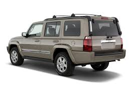 rose gold jeep 2007 jeep commander reviews and rating motor trend