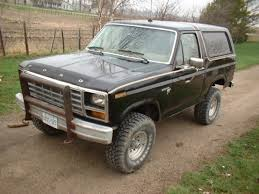 Ford Bronco Lifted Mud Truck - does anybody have a bronco with 30 to 33 inch tires 80 96 ford