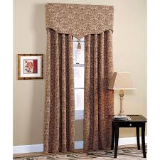 Burgundy Curtains With Valance Jcpenney Curtains Free Home Decor Techhungry Us