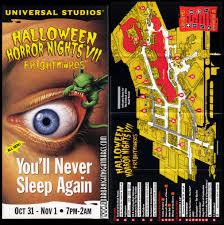 halloween horror nights 25 commercial hhn vii