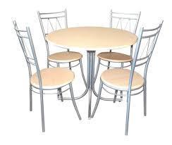 stainless steel table and chairs brilliant stainless steel dining table set home design stainless