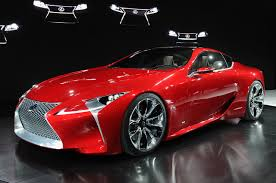top speed of lexus lf lc lexus lf lc concept petrolhead central