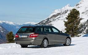 2009 mercedes e350 wagon 2011 mercedes e350 4matic wagon drive and review