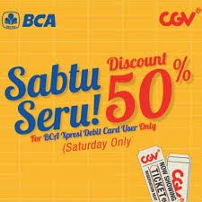 cgv mim discount 50 from cgv cinemas metro indah mall