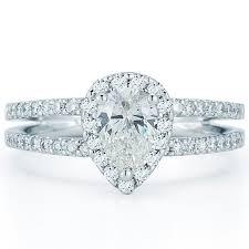 engagement ring uk 1 17ctw pear shape diamond engagement ring platinum rings