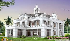 mansion in kerala kerala home design and floor plans