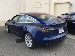 tesla model 3 new tesla model 3 photos show us the clearest view yet of the