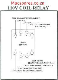 terrific refrigerator compressor wiring diagram ideas wiring