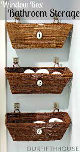 Towel Storage Ideas For Small Bathrooms by 25 Best Command Hooks Ideas On Pinterest Command Strips