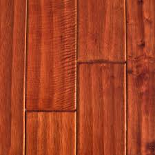 Cherry Wood Laminate Flooring Tropical Havea Java Cherry Handscraped 5