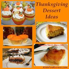 10 last minute thanksgiving cupcake cake and dessert ideas