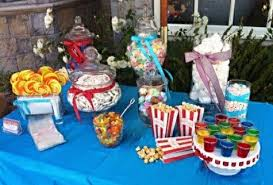 Where To Buy Candy Buffet Jars by Wedding Candy Buffet Table Jars Glass Candle Decor Los Angeles