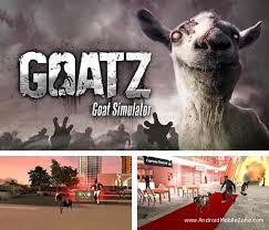 goat simulator apk free goat simulator goatz android apk data 1 4 4