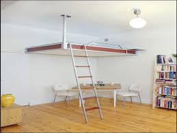 Ceiling Suspended Loft Beds Space Saving Furniture Pinterest - Suspended bunk beds