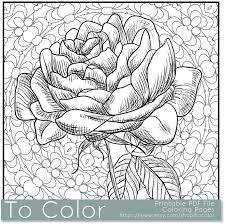 coloring pages patterns flowers u2013 wallpapercraft