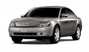 2009 ford taurus conceptcarz com